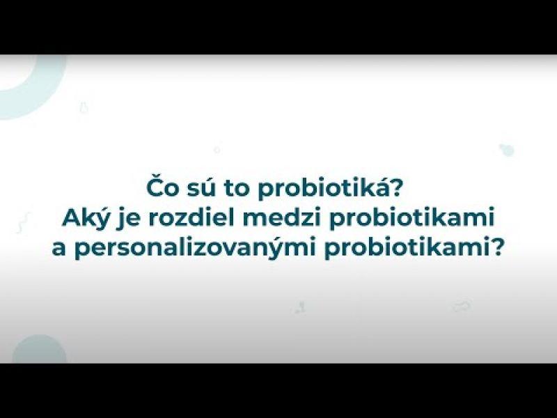 Výhody personalizovaných probiotík oproti obyčajným